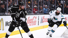 NHL: Sharks 3, Kings 2