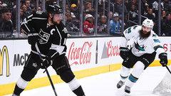 NHL: Sharks 3, Kings 2