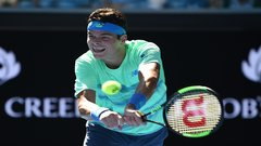Raonic admits recent illness