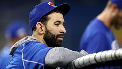 Atkins believes Bautista can return to form