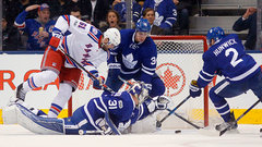 Can Leafs blame loss on Rielly's absence?