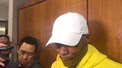 Westbrook has strong words for Pachulia