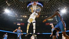 NBA: Thunder 100, Warriors 121