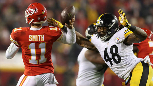 New blood the key to Steelers' defensive turnaround
