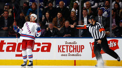 NHL: Rangers 5, Maple Leafs 2
