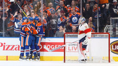 NHL: Panthers 3, Oilers 4 (OT)
