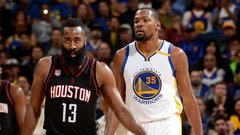 Harden and Durant ready to write the next chapter