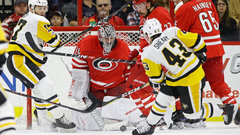 NHL: Penguins 7, Hurricanes 1