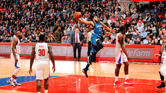 NBA: Timberwolves 104, Clippers 101