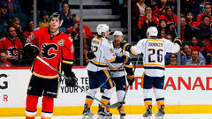 Flames' poor defensive decisions cost them against Preds