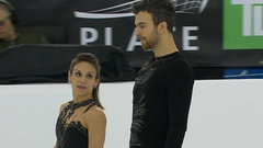 Chan, Duhamel-Radford lead heading into Saturday