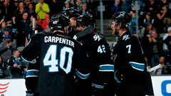 NHL: Lightning 1, Sharks 2