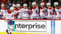 NHL: Canadiens 3, Devils 1