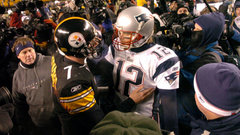 Roethlisberger vs. Brady playoff showdown has been a long time coming