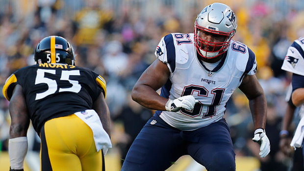 Solving the Steelers' peaking pass rush key for the Patriots