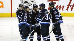 NHL: Blues 3, Jets 5