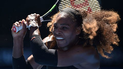 Serena cruises into the fourth round