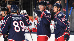 NHL: Hurricanes 2, Blue Jackets 3