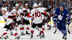 NHL: Senators 3, Maple Leafs 2 (SO)