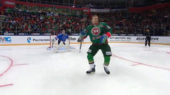 KHL skills competition