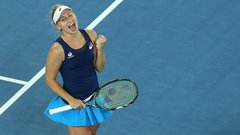 Gavrilova continues to impress in Australia