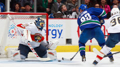 NHL: Panthers 1, Canucks 2