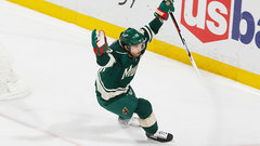 NHL: Ducks 3, Wild 5