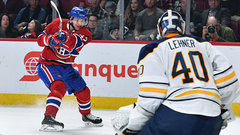 NHL: Sabres 3, Canadiens 2 (OT)
