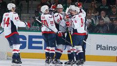 NHL: Capitals 4, Stars 3 (OT)