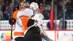 NHL: Flyers 3, Islanders 2 (OT)
