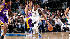 NBA: Lakers 73, Mavericks 122