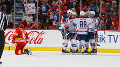 NHL: Oilers 7, Flames 3