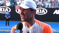 Zverev amazed he beat Murray
