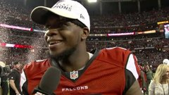 Sanu describes 'surreal' feeling of going to Super Bowl
