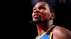 Fast Break: Durant's decision is paying off