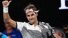 Federer beats Nishikori in five set marathon