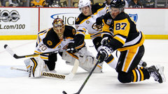 NHL: Bruins 1, Penguins 5
