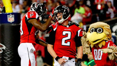 NFL: Packers 21, Falcons 44