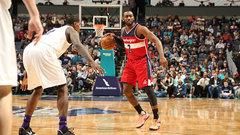 NBA: Wizards 109, Hornets 99