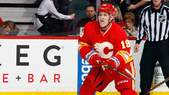 Tkachuk showing he's not intimidated by anyone