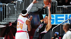 NBA: Clippers 115, Hawks 105