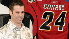 Conroy talks Flames & Leafs' young cores