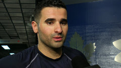 Kadri talks about his offensive surge