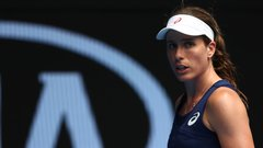 Konta won't be daunted by facing Serena