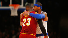 Stephen A. says Carmelo to the Cavs would be a