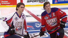 Patrick, Hischier open up about NHL Draft