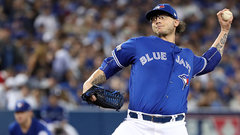 Walker: Lack of bullpen lefties not a concern for Jays