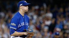 Walker: Jays won't limit Sanchez's innings