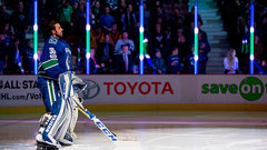 Canucks look to make it six straight against Flames