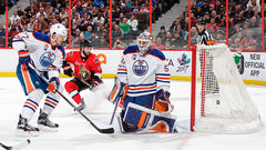 Backup goaltender situation an issue for Oilers